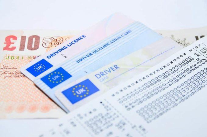 イギリスで発行された免許証の情報が間違っていた時の対処法