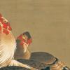 北斎の超絶技巧—若冲顔負けの鶏図を発見した