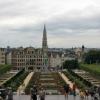ブリュッセル弾丸観光:観光に向いていない街かもしれない