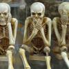 舌を石に取り替えられた人間の骨がイギリスで見つかったらしい