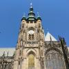 美しすぎるプラハの聖ヴィート大聖堂とイジー教会、プラハ城の見どころ